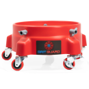GritGuard® Dolly Rollensystem rot