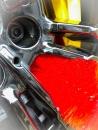 GD Basic Felgenbürste rot 43cm