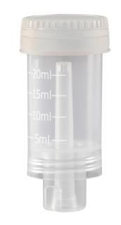 Dosierverschluss transparent mit Skala