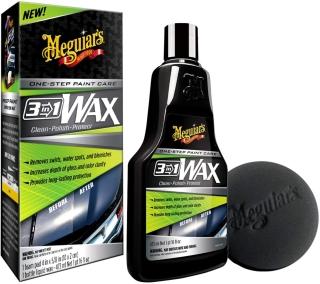 Meguiars 3in1 Wax 473ml