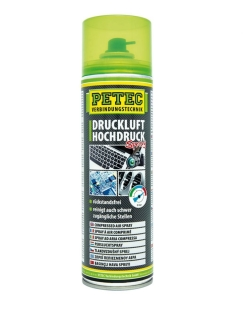 PETEC Druckluft Hochdruck Spray 400ml