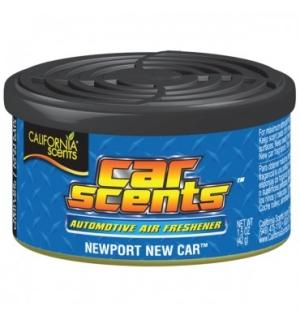 California Car Scents Duftdose Newport New Car