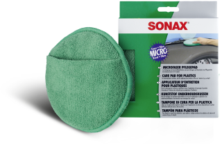 SONAX Microfaser Pflegepad