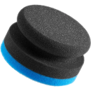 Handpolierschwamm 90mm in Varianten Blau - Sealing